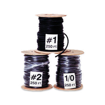 Direct Wire #1/0 Flex-A-Prene Welding Cable For Sale   #1/0X25, 1 ...