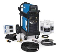 Miller Dynasty 210 120-480 V, Wireless Foot Control Complete Package