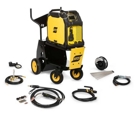 ESAB Rebel™ EMP 285ic System with Cart 0558102555 1ph, 0558102557 3ph