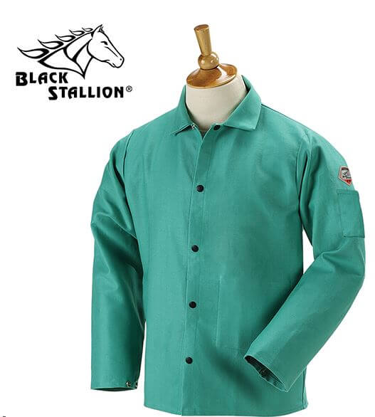 Black Stallion FR Jacket #F9-36C
