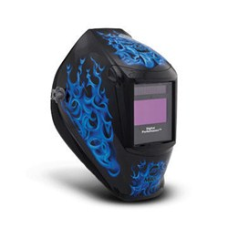 Miller Digital Performance Welding Helmet Blue Rage