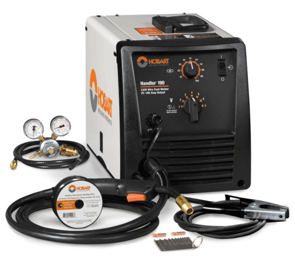 Hobart Handler 190 Wire Feed Welder