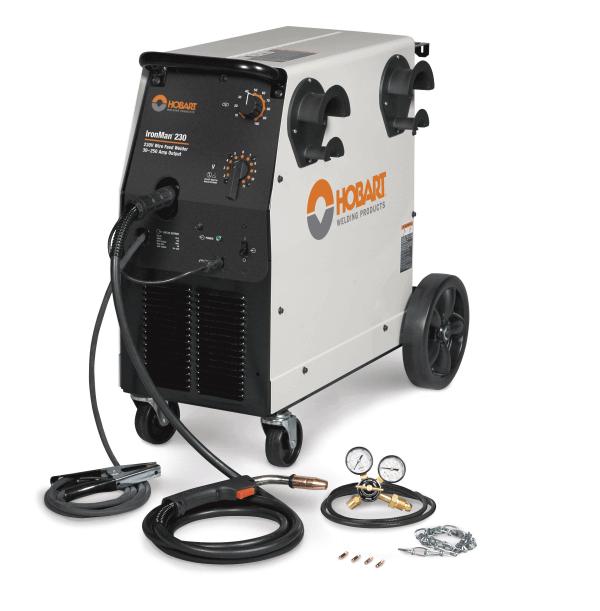 Hobart TIG welders, welding wire, accessories for sale online