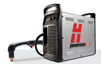 Hypertherm® 600 V Powermax 125 Plasma Cutter #059551