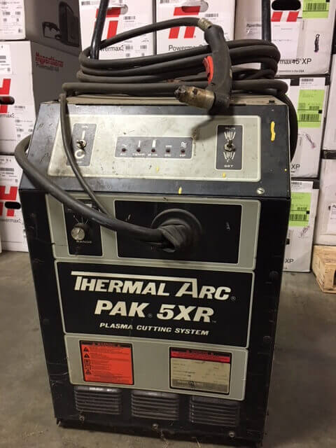 Thermal Dynamics PAK 5XR 460 volt