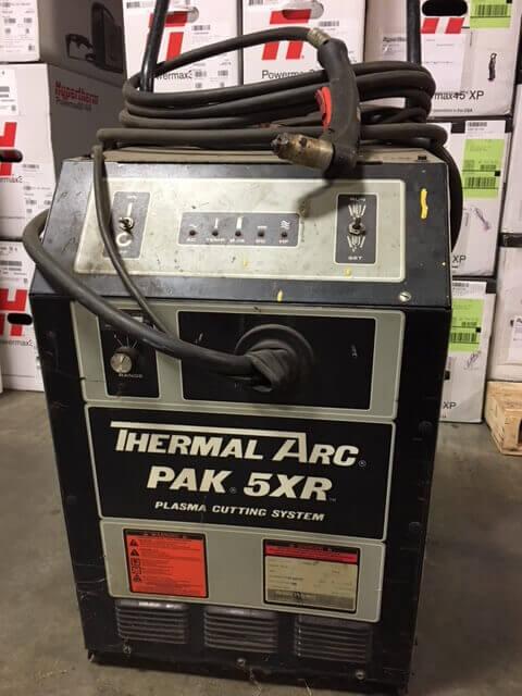 Miller Welders For Sale >> Thermal Dynamics PAK 5XR 460-Volt #UPAK5XR for Sale Online ...