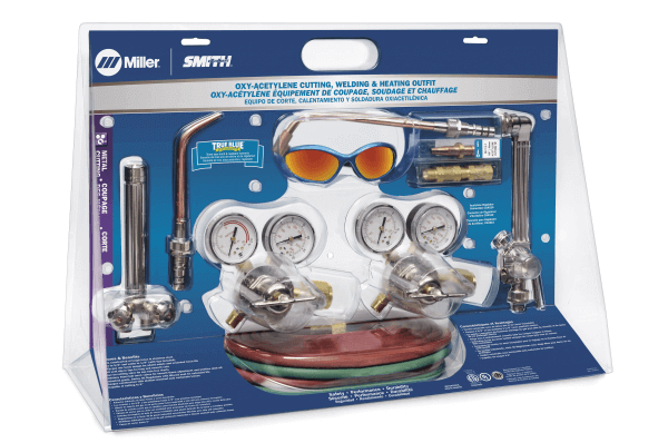Miller - Smith Toughcut™ acetylene outfit, CGA300