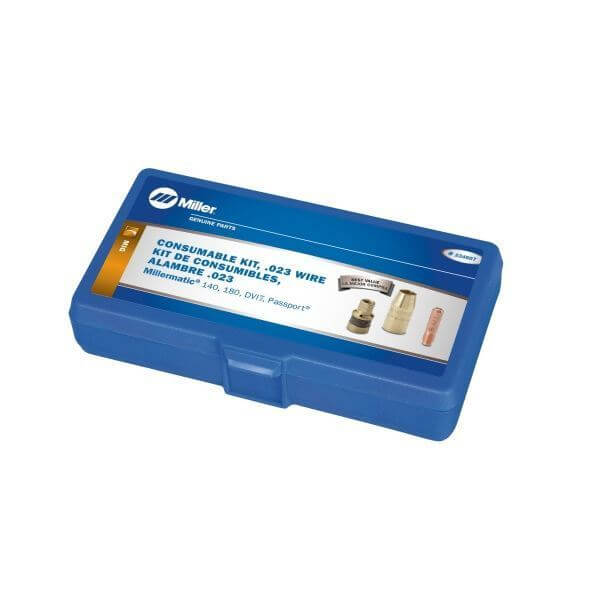 Miller M-Series Gun Consumable Kit For Sale | #234607 .024 in (0.6 ...
