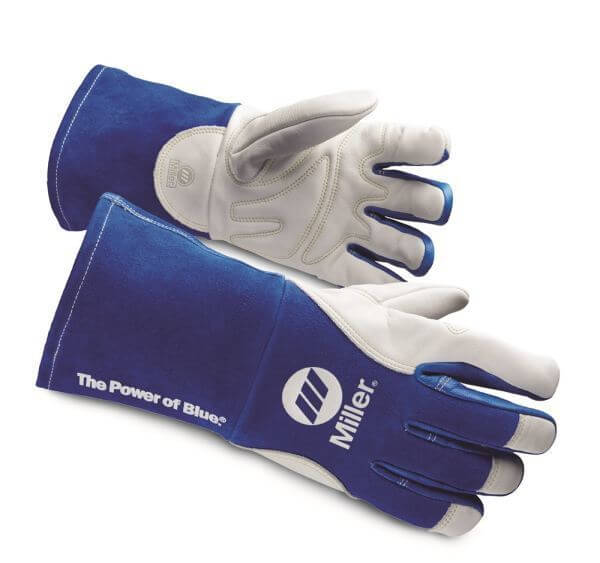 Miller MIG Welding Gloves (Unlined), M, L, XL,