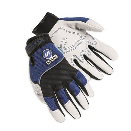 Miller Metalworker Gloves (Pair) Medium, Large, XL