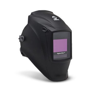 Miller Digital Elite AutoDarkening Welding Helmet 'Black' +gloves