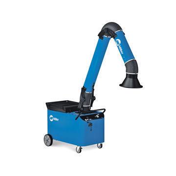 miller fume extractor mwx d 7ft part 951507 10ft part951508 12ft part951509 - Welding Fume Extractor
