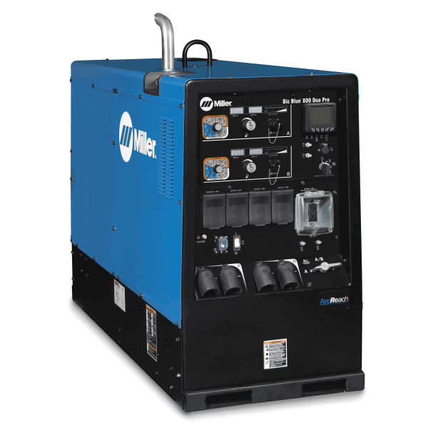Miller Big Blue® 800 Duo Pro