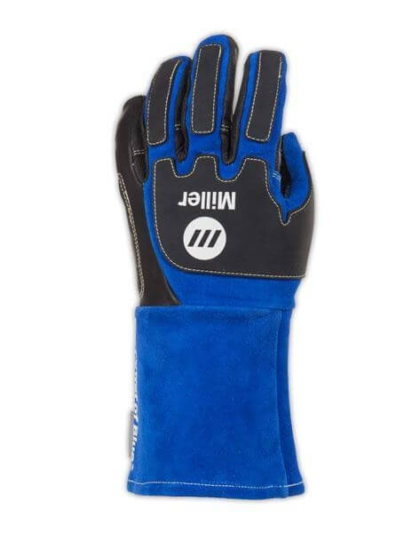 Miller Extra Heavy-Duty MIG/Stick Gloves