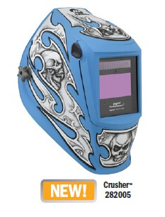 Miller Digital Performance Welding Helmet - Crusher