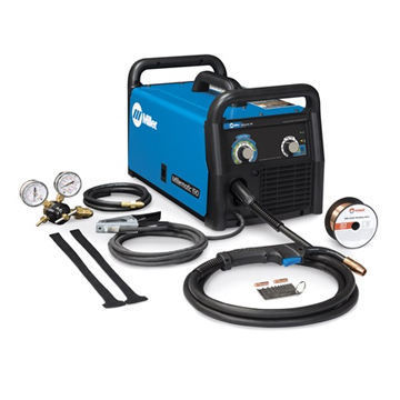 Millermatic 190 Auto-Set 220 Volt Wire Welder