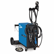 Millermatic 252 208/230 Volt Wire Welder/Spoolgun Package