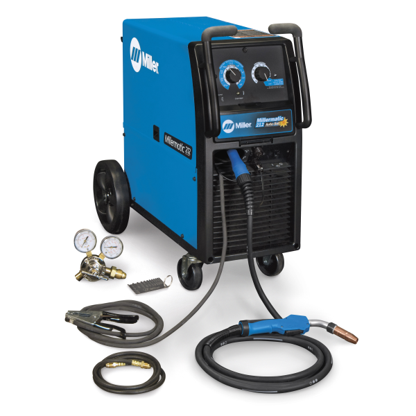 Millermatic 212 Auto-Set 220 Volt Wire Welder DISCONTINUED