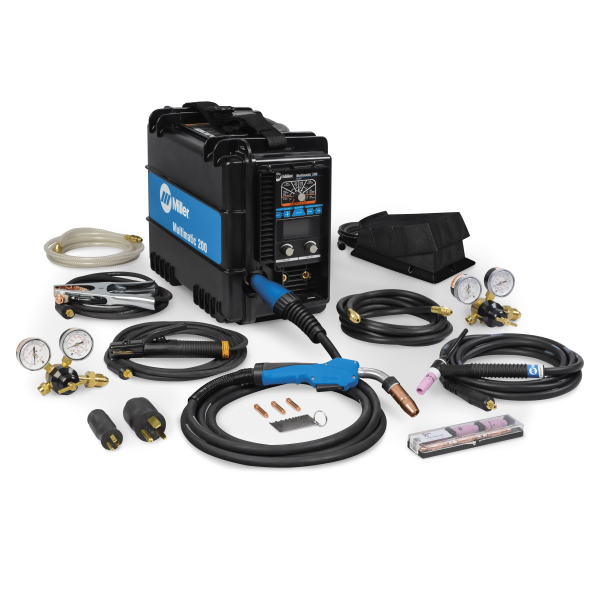 Multimatic 200 PKG With TIG KIT (Formerly 951586)