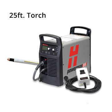 Powermax 85 w/ Machine Torch, Remote Pendant, CPC & Voltage Divider