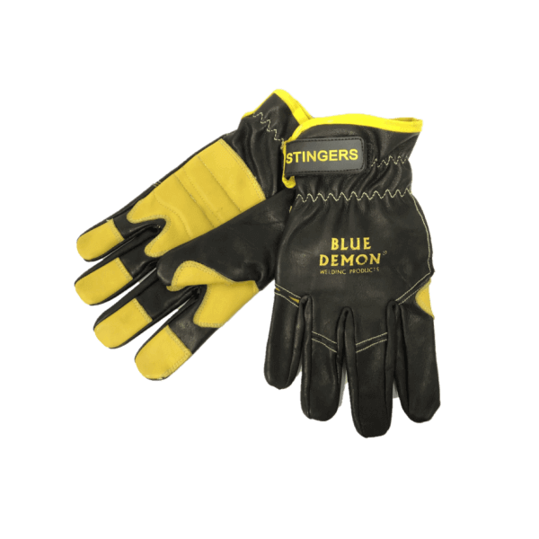 Blue Demon Stinger Welding Gloves #BDSTINGER