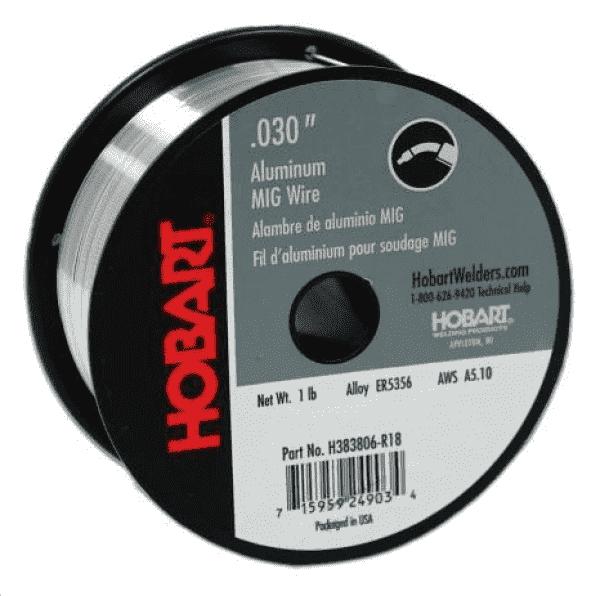 Hobart® MaxalMig 4043 Aluminum 1lb Spool For Sale | .030 ...