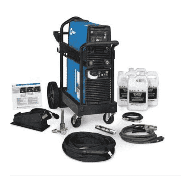 Miller Dynasty 280 Dx (With Cps) Complete Pkg With Foot Control