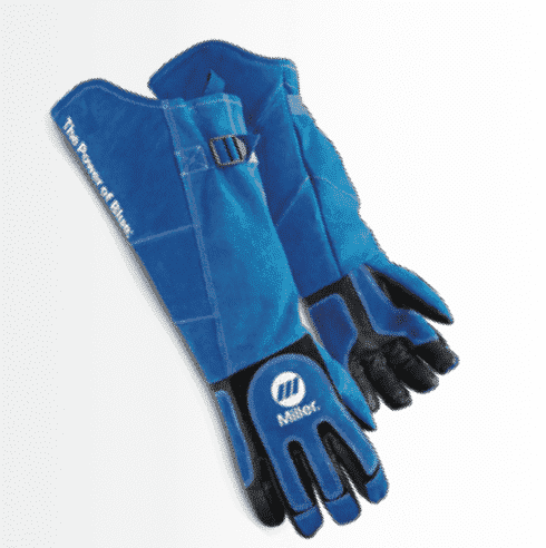 Miller Heavy Duty MIG/Stick Glove Long Cuff-XL