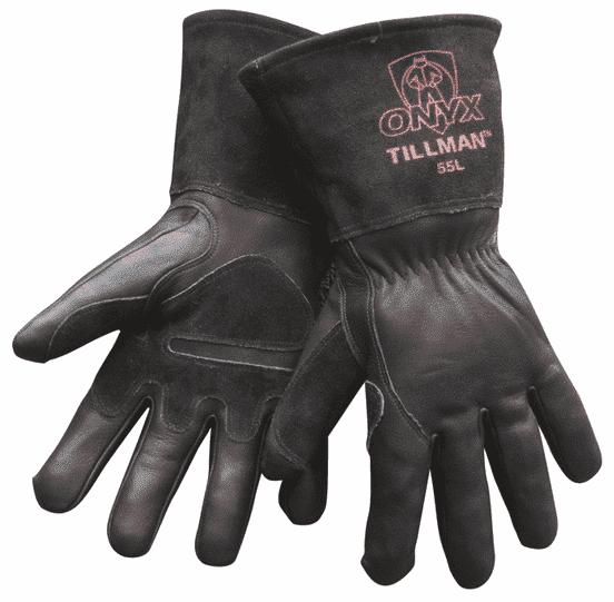 J Tillman Mig Welding Gloves 55 Tillman Tillman Gloves Welding Gloves Safety Apparel Safety Equipment Tillman Safety Apparel Welding Accessories Welders Supply Company Beloit Big Bend Burlington Wisconsin And Rockford Illinois