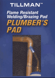 Tillman Light Duty Plumbers Pad