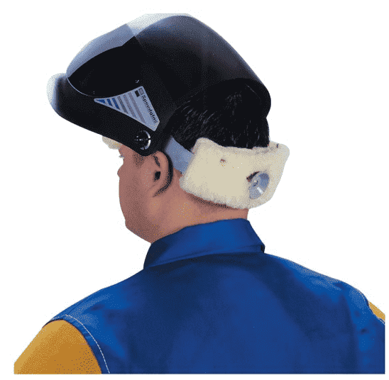 Tillman Helmet Headgear Pad, Sheepskin