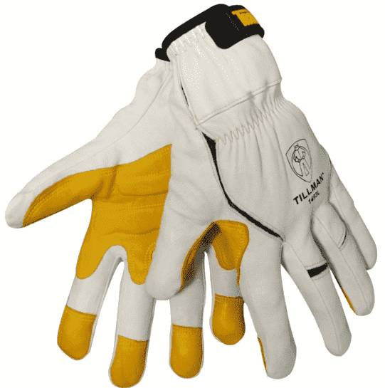 Tillman TrueFit Ultra Leather & Kevlar Gloves