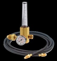 Miller - Smith Economy Flowmeter Regulator/6ft Hose