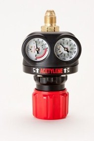 "Victor Heavy Duty ""Edge"" Acetylene Regulator"