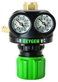 "Victor Heavy Duty ""Edge"" Oxygen Regulator"