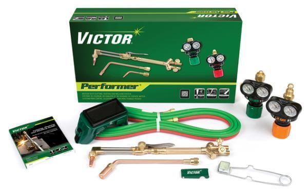 Victor Performer AF Medium Duty Outfit, 540/510LP