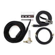 Miller Weldcraft W-250, 25 ft. Accessories, TIG Welding Torch Kit