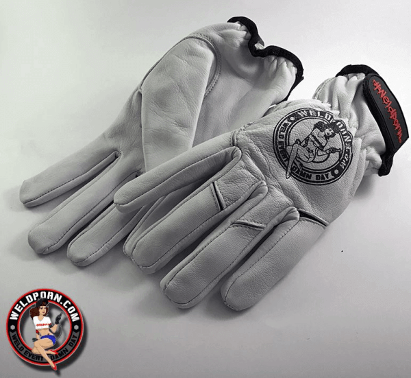 WELDPORN® PinUp Light Duty Tig Gloves