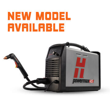 Weld45xp360x360 hypertherm powermax 45 is now the lighter, stronger 45xp Hypertherm PMX 105 at n-0.co