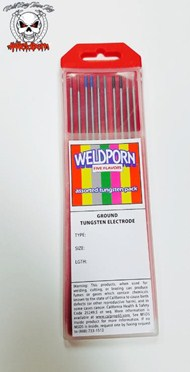 Weldporn® FIVE FLAVORS #WP-TESP-332