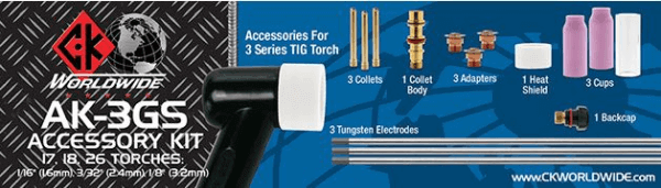 CK Accessory Kit #AK3GS (gas saver)