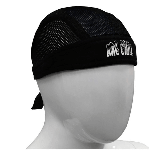 Blue Demon Arc-Chill Do-Rag, One size fits most #BDAC-DORAG-OSFM