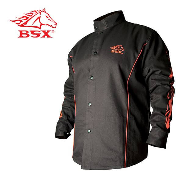 Miller Mig Welder For Sale >> Revco Black Stallion BSX® FR Cotton Welding Jacket #BX9C ...