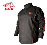 BSX® FR Cotton Welding Jacket #BX9C