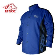 BSX® FR Cotton Welding Jacket #BXRB9C