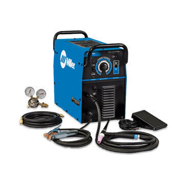 Miller Diversion 165 AC/DC Tig Welding Package