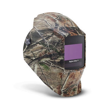 Miller Digital Elite AutoDarkening Welding Helmet 'Camo' +gloves