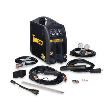 Tweco Fabricator 141i - 110 Volt Mig/Tig/Stick Machine