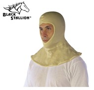 Black Stallion Kevlar® Knit Balaclava Sock Hood #KH200
