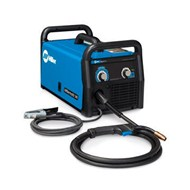 NEW! Millermatic 141 W/Auto Set 110 Volt Mig Welder